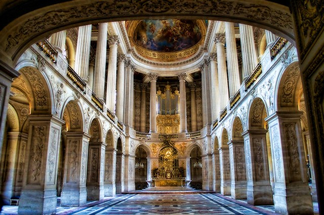 Royale Chapelle, Versailles