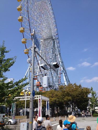 Tempozan Ferris Wheel Osaka IMG_3415
