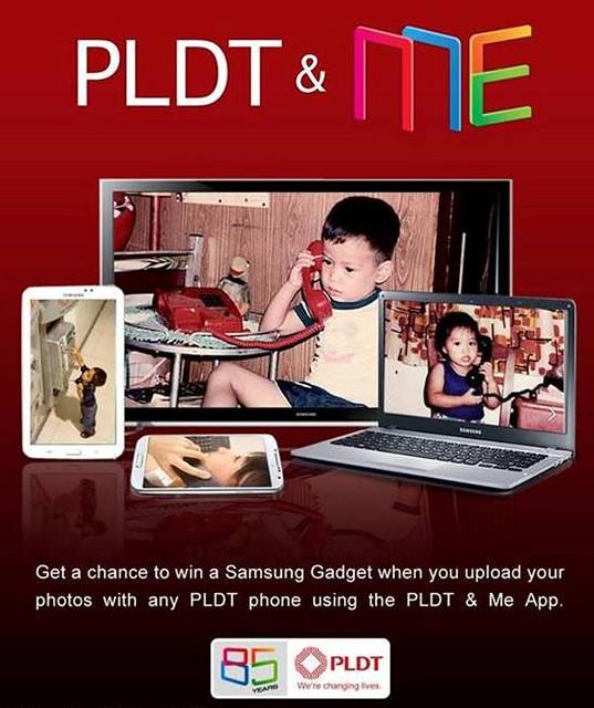 PLDT & ME Facebook Promotion