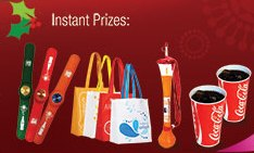 Instant Prizes & Coca-Cola Products