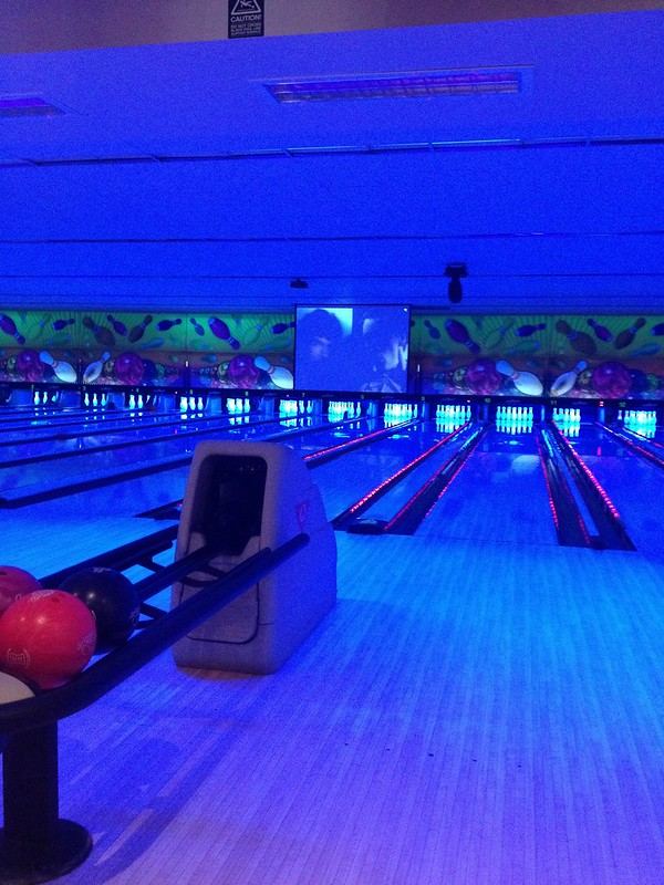 Birthday bowling