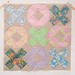 Free XOX jumbo block tutorial from 500 Quilt Block at Liberty Craft Blog by verykerryberry