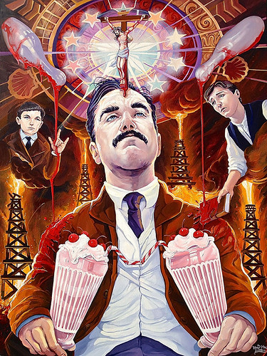 There WIll Be Blood. Dave MacDowell.