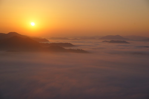 sunrise landscape sony unam 일출 a850 imsil 국사봉 옥정호 운해 임실 guksabong lakeokjung mtguksabong imsilcounty