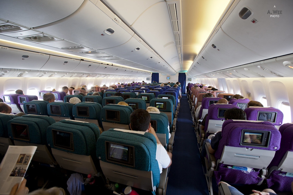 Beaches of South East Asia: Malaysia Airlines Economy Class DPS to BKI
