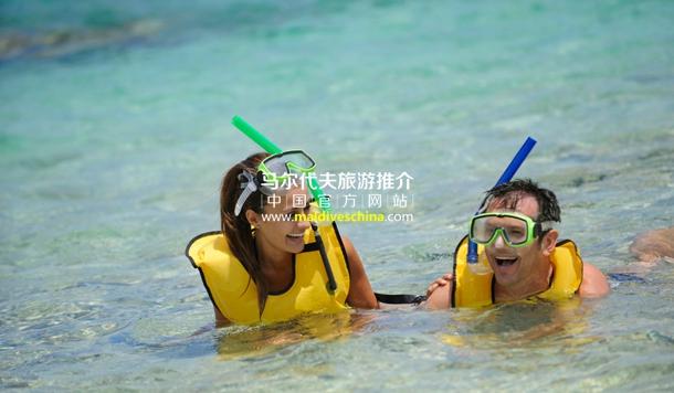 卡尼岛(Club Med Kani)官方图片
