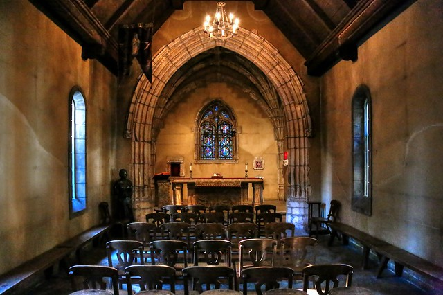 Marquette University - St Joan of Arc Chapel