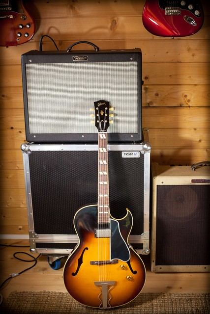 Photo:Gibson 1959 VOS ES-175 By Martin Hesketh
