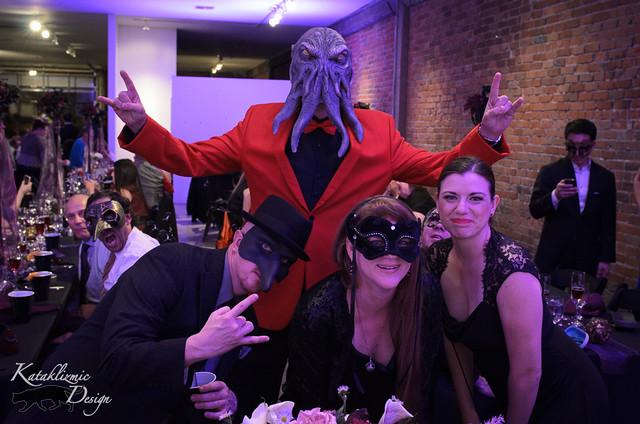 Hutman Wedding Reception Masquerade - Legend City Studios (Silver Package)