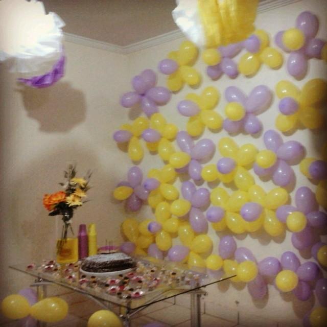 Festa surpresa de 3 anos de namoro – Bruna Capita