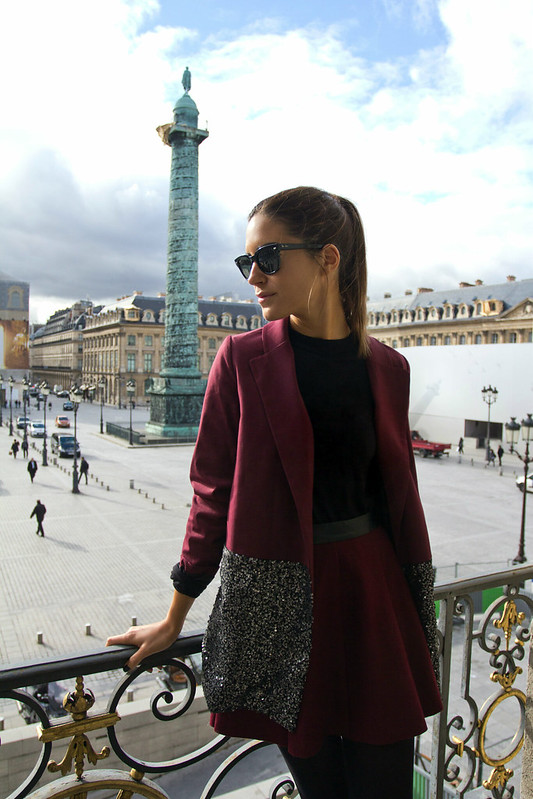Look of the Day.299 :Place Vendome