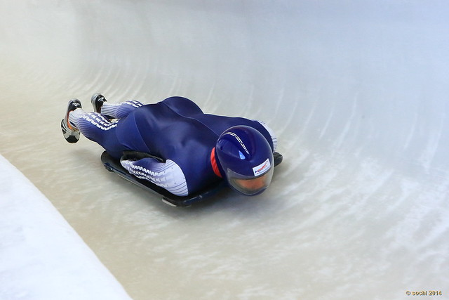 Bobsleigh and skeleton international training week