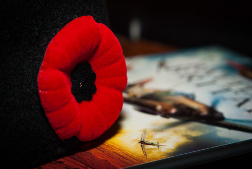 Remembrance Day 2013 - #316/365 by PJMixer