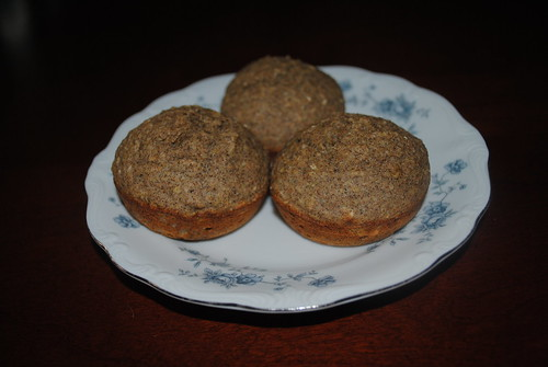 multi grain banana muffins (2)