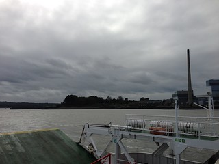 Guinness plant, River Shannon Ferry