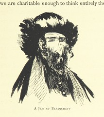 """Image taken from page 123 of 'The Jew at Home. Impressions of a summer and an autumn spent with him in Russia and Austria. [Reprinted with additions from """"The Illustrated London News.""""] ... With illustrations by the author'"""