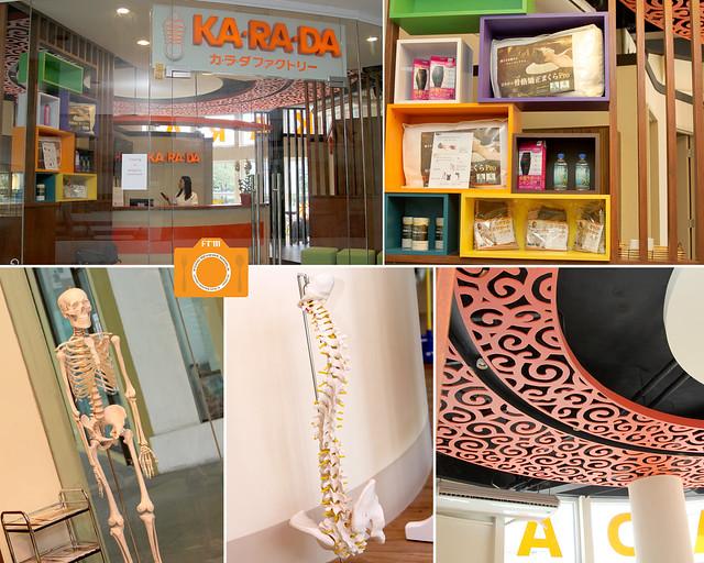 Karada collage