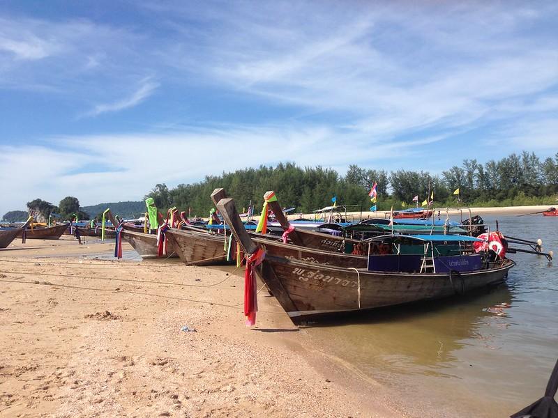 Ao Nang - Nopparat Thara Pier