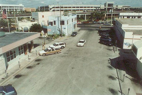 Dorn Ave before (courtesy of Dover Kohl)