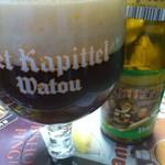ベルギービール大好き!! カピテル・ワトウ・ブロンド Kapittel Watou Blond