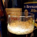 ベルギービール大好き!!セント・ベルナルデュス・アブト・12S t Bernardus Abt 12@クラフトビアベース