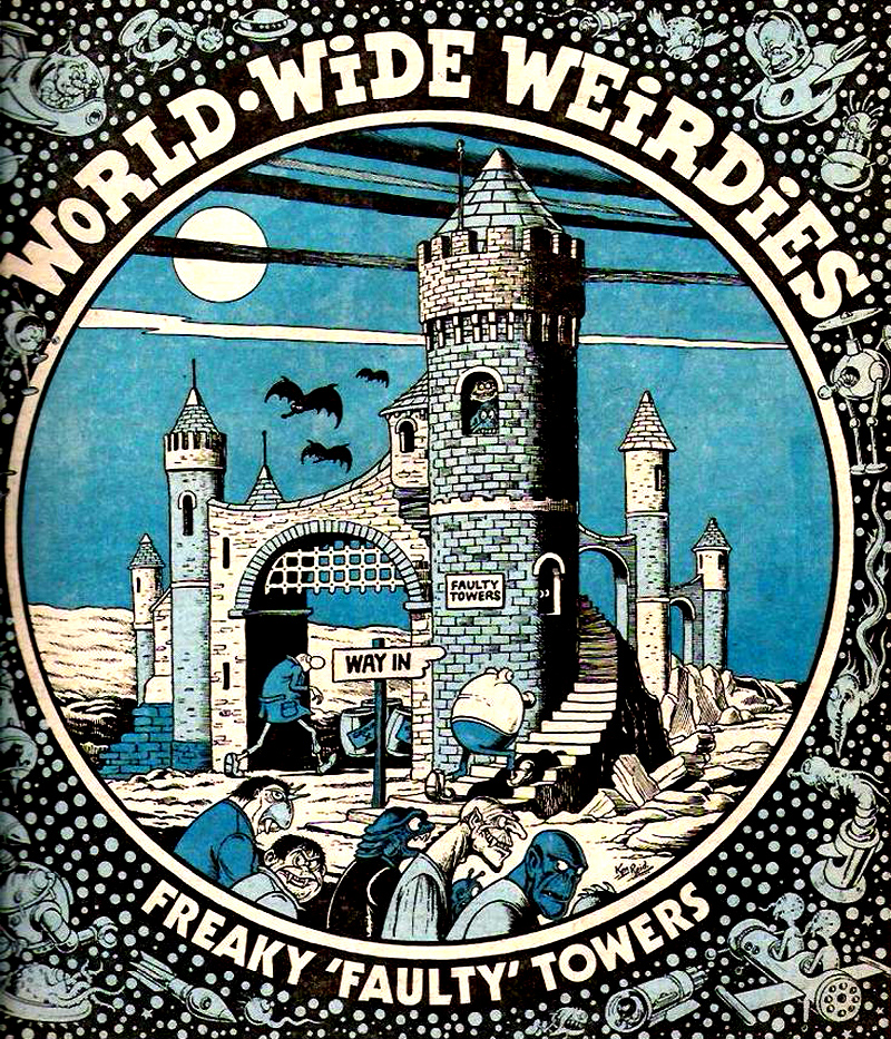 Ken Reid - World Wide Weirdies 104