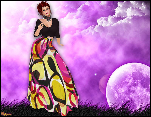 Romance Couture For The Wonka Event by ♥Caprycia♥