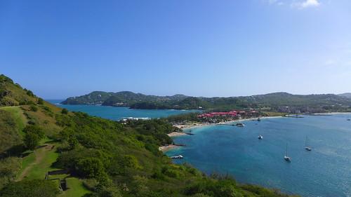 caribbean stlucia pigeonisland