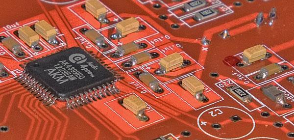DAC rolling: PCM1794A, AK4399, PCM5102, ES9023 11773779886_3923b44703_o_d