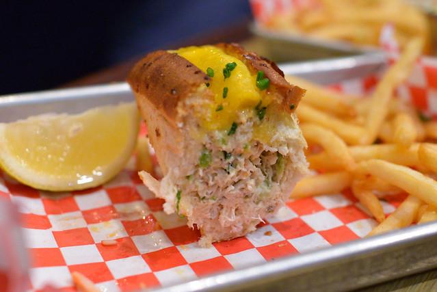 Dungeness Crab Melt