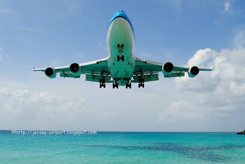 PH-BFL Boeing 747-406 KLM-Royal Dutch Airlines by Jersey Airport Photography