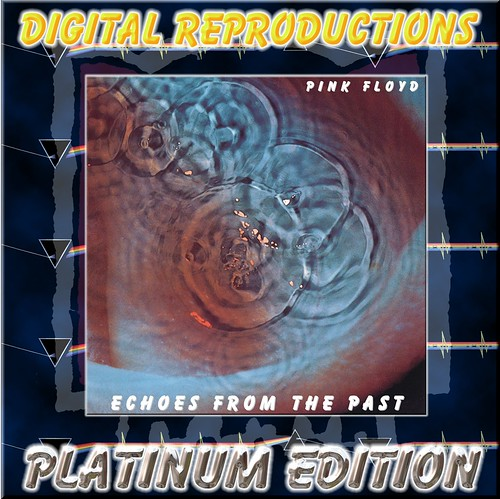 Echoes From The Past (Platinum Edition) - Front