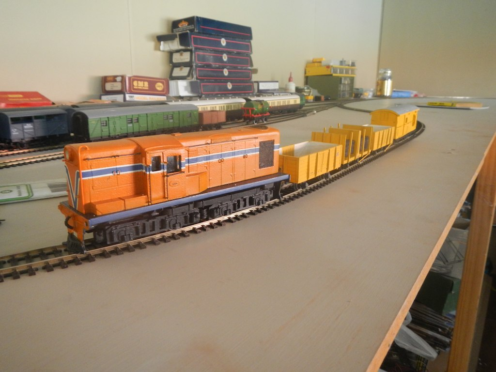 Y class on my layout