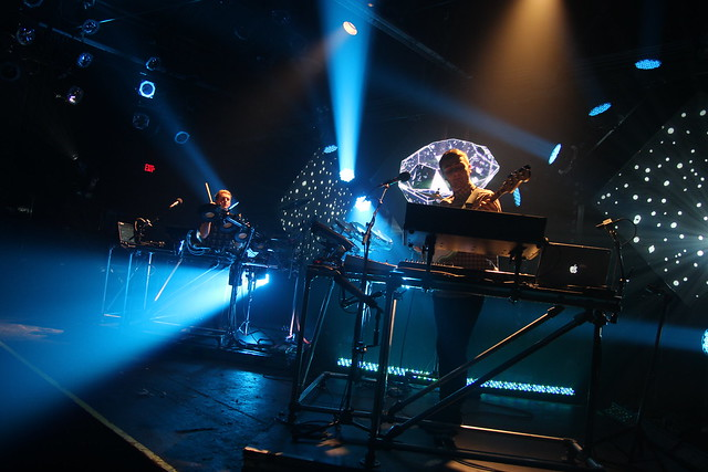 Disclosure @ Warehouse Live