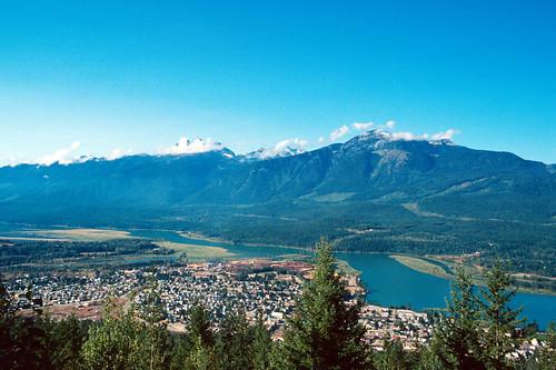 Revelstoke, Kootenay Rockies, British Columbia, Canada