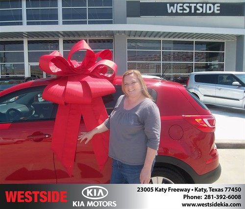 Happy Birthday to Hope E Morris from Chowdhury Rubel and everyone at Westside Kia! #BDay by Westside KIA
