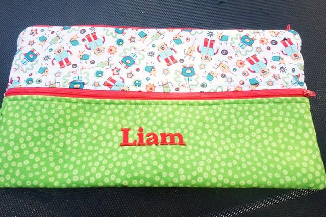 Liam's Pencil Case
