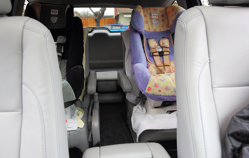 Toyota Highlander Second Row Bucket Seats Brokeasshome Com