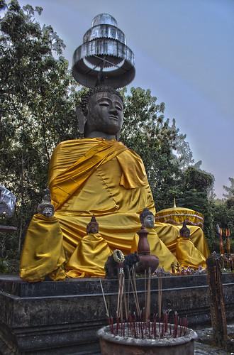 Buda in Chiang Mai