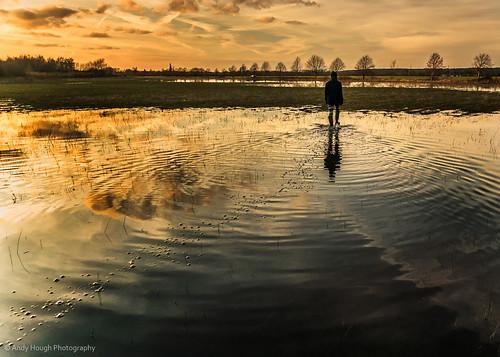 sunset england reflection andy water unitedkingdom sony hough littlewittenham andyhough blinkagain slta77