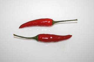 07 - Zutat Chilis / Ingredient chilis