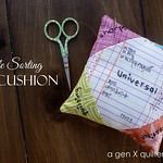 Needle Sorting Pincushion