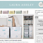 Featured on Laura Ashley Blog