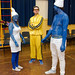 Small photo of Smurfs and Ali G