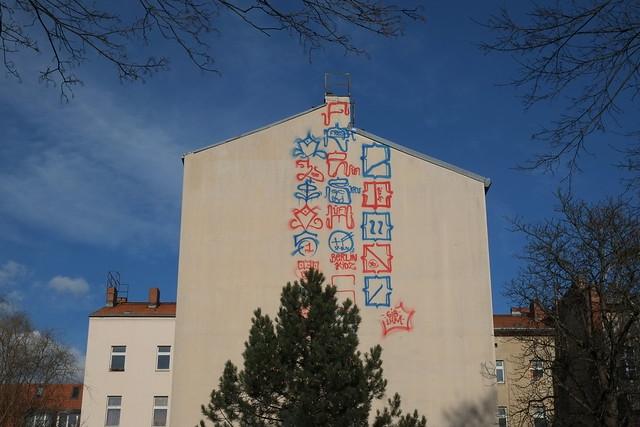 streetart | fresh üf | berlin