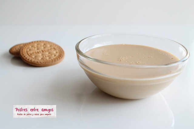 crema de galleta