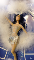 Dhoom 3 Katrina Kaif as Aliya Barbie
