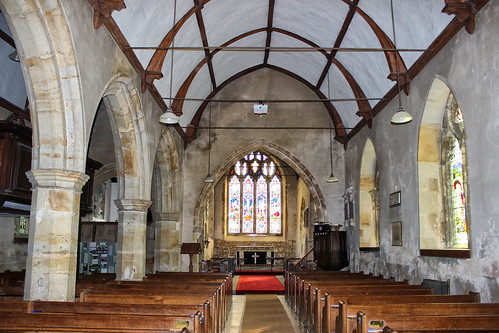 Interior, St Mary the Virgin