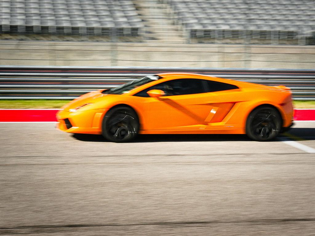 Track Speed