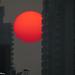 Sunset - Hong Kong by steen heilesen